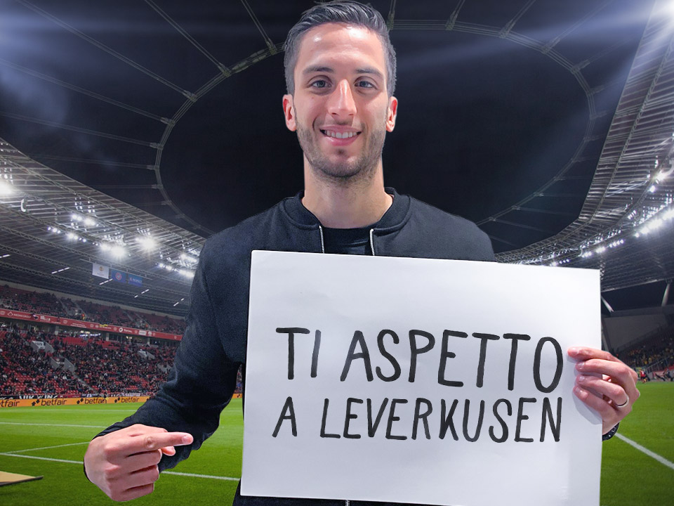 Fly to Leverkusen and Attend the match from Rodrigo Bentancur´s ...